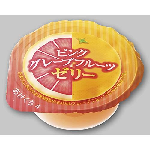 【業務用】ニチレイ ピンクグレープフルーツゼリー(VC&Fe) 冷凍 40g 40個