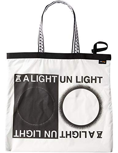 [アンリアレイジ]トートバッグ A LIGHT UN LIGHT TOTE BAG White