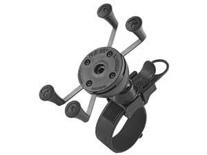 RAM MOUNTS(ラムマウント) Xグリップ+自転車ハンドル用クランプセット RAP-SB-187-UN7U