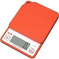 タニタ デジタルクッキングスケール 1kg オレンジ KD-187-OR