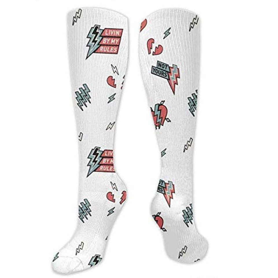 やけどブロー選ぶ靴下,ストッキング,野生のジョーカー,実際,秋の本質,冬必須,サマーウェア&RBXAA Heartbreak Lightning Socks Women's Winter Cotton Long Tube Socks Cotton...