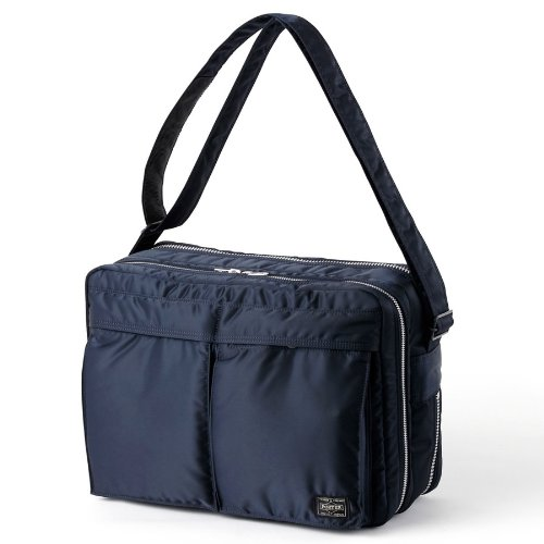 (ヘッド・ポーター) HEAD PORTER | TANKER-STANDARD | SHOULDER BAG NAVY