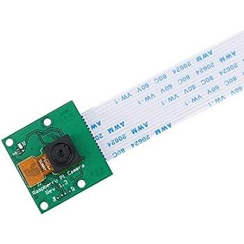 ラズパイ用 高画質 カメラモジュール - Camera Module for Raspberry Pi