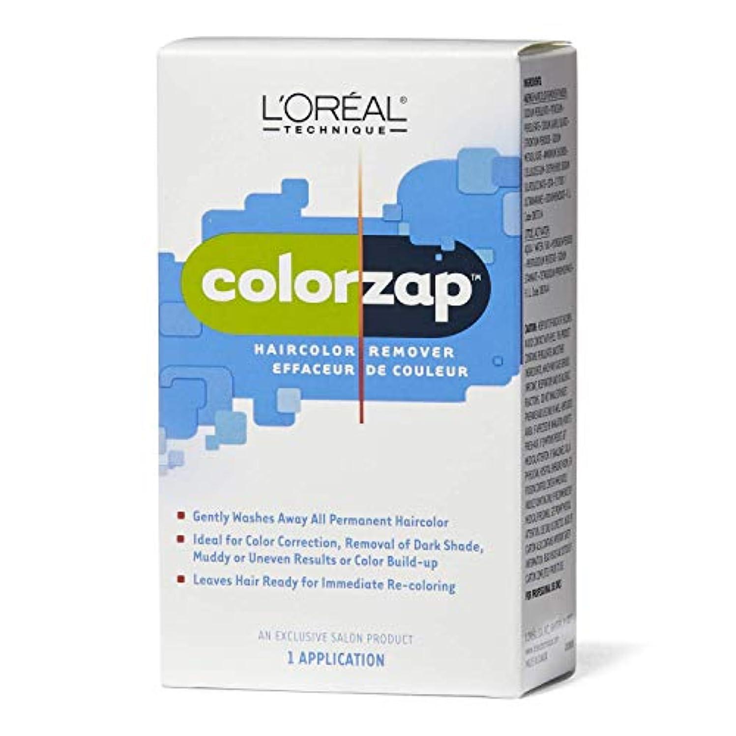 等答えパニックL'Oreal Technique - Color Zap - Haircolor Remover KIT