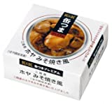 K&K 缶つまプレミアム 三陸産ホヤ みそ焼き風 50g
