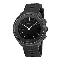 Suunto Spartanユニセックスブラックシリコンスポーツ腕時計ss023364000