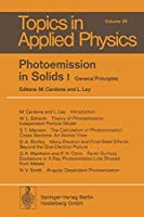 Photoemission in Solids I: General Principles (Topics in Applied Physics)