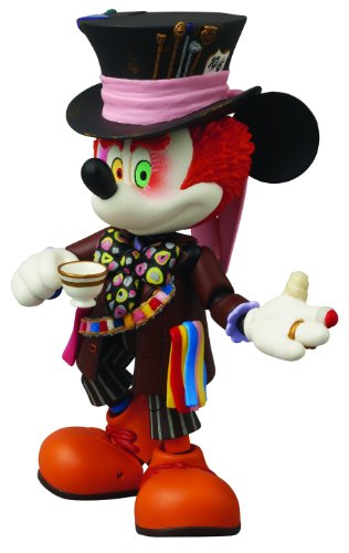 MAF MICKEY MOUSE (MAD HATTER Ver.) 피규어