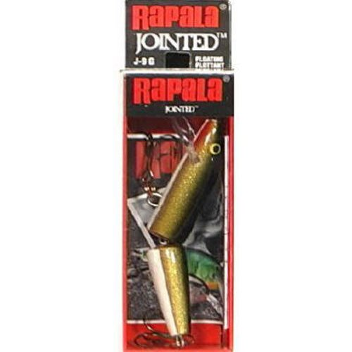 ラパラ(Rapala) ジョインテッド 9cm 7g ゴールド JOINTED J9-G