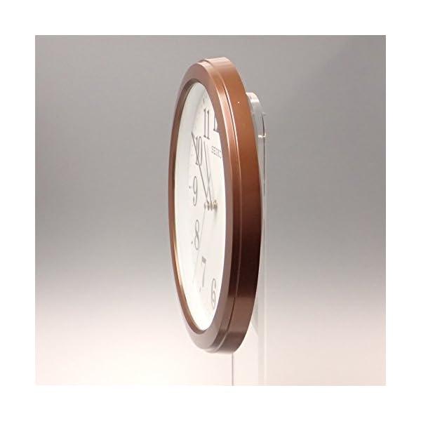 セイコークロック 電波掛時計 コンパクトサイズ...の紹介画像3