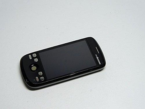 HTC HT-03A ブラック 携帯電話 白ロム ドコモ docomo