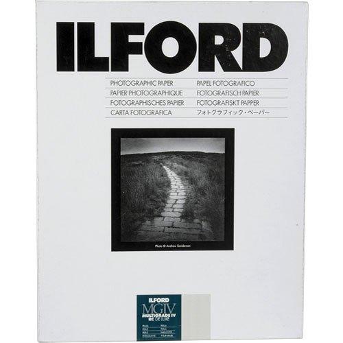 ILFORD 白黒印画紙 MGIV RC 44M 16X20 小全紙 10枚 1168356