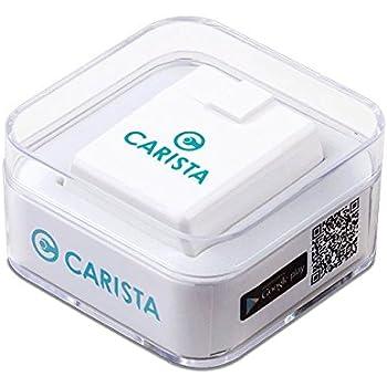 【CARISTA OBD2 アダプタ】 正規品 コーディング/スキャンツール 故障診断機 bluetooth接続
