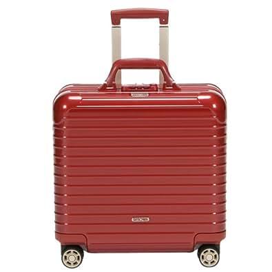 (リモワ)RIMOWA サルサデラックス 873.40 87340 SALSA DELUXE スーツケース マルチ レッド 4輪 27L (830.40.53.4)並行輸入品