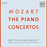 Mozart: Piano Concertos 1-10