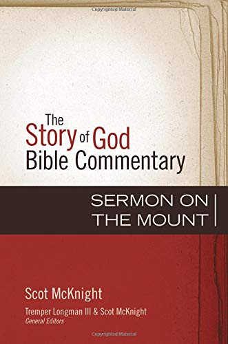 Download Sermon on the Mount (Story of God Bible Commentary) 031032713X
