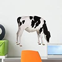Holstein Cow 13 Months Wall Decal by Wallmonkeys Peel and Stick Graphic (18 in W x 16 in H) WM224248 [並行輸入品]