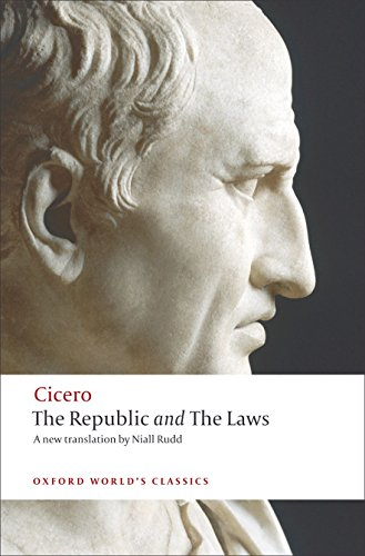 Download The Republic and the Laws (Oxford World's Classics) 019954011X