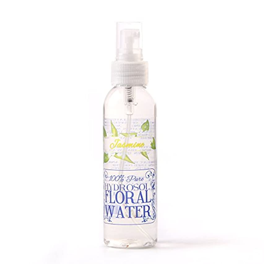 静脈ポスター更新するJasmine Hydrosol Floral Water With Spray Cap - 250ml