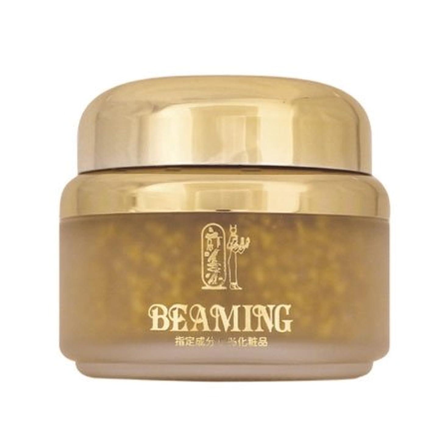 慰めハプニングピンポイントゴールドコスメ ビーミングゴールド フェイスブロック UVクリーム 60g