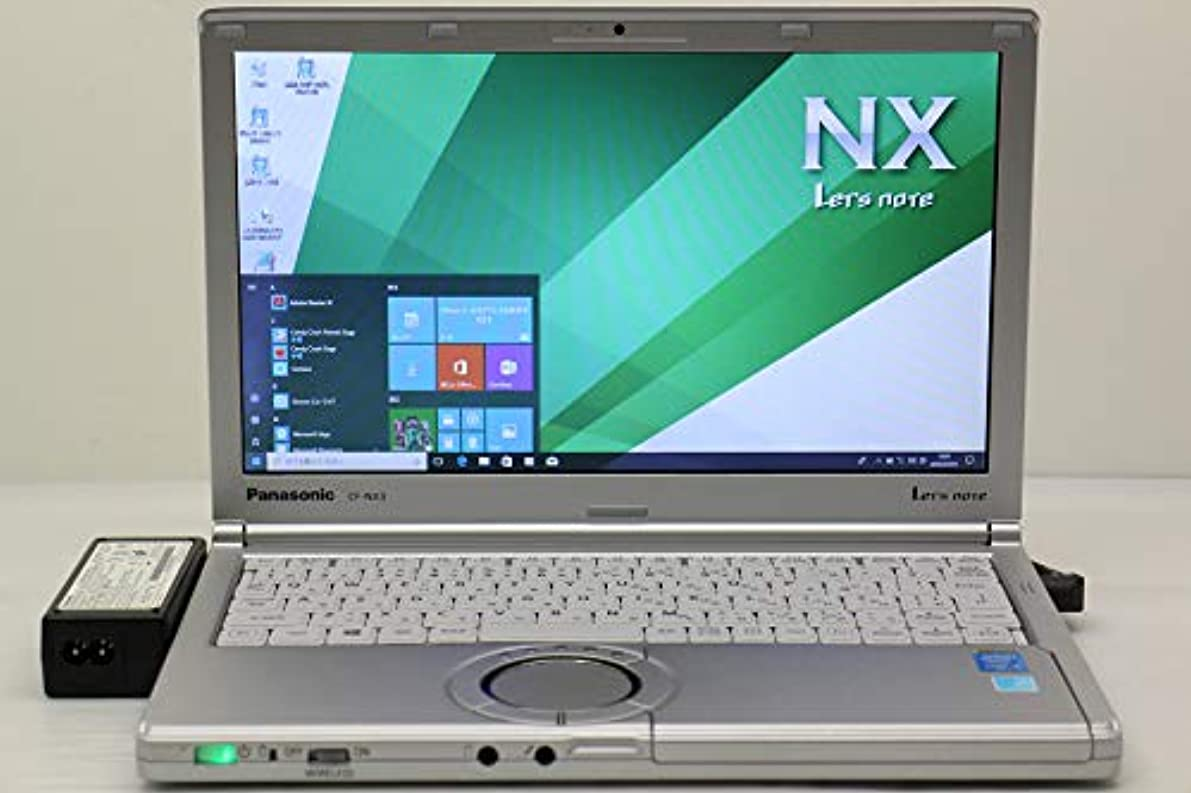 星飢え舌【中古】 Panasonic CF-NX3JD7CS Core i5 4310U 2GHz/8GB/256GB(SSD)/12.1W/WXGA++(1600x900)/Win10