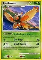 Pokemon - Mothim (42) - Majestic Dawn