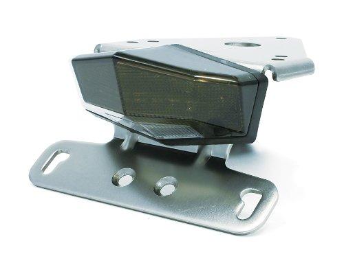 MOTOLED(モトレッド) エッジアルミホルダーキット スモークレンズ D-TRACKER X [ディートラッカー](08) KLX250(08) D45-18-514
