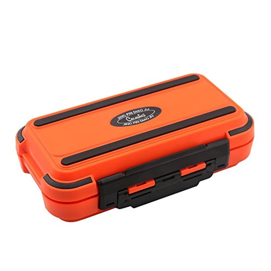 歌月面ミスcolawind釣りタックルボックス、mini-lure-box、釣りルアーボックス釣りアクセサリーStrorage