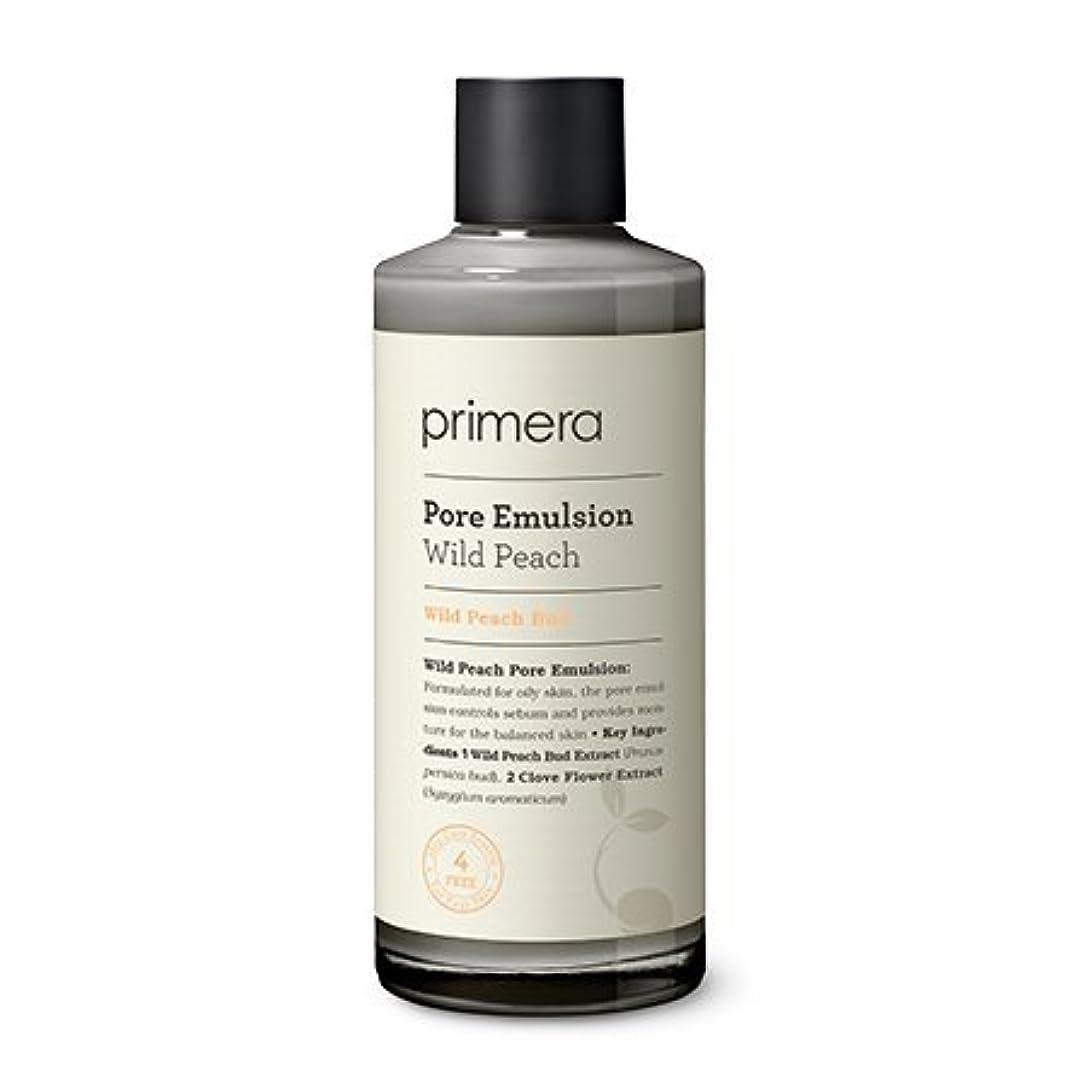 平らにするフットボールプライム【Primera】Wild Peach Pore Emulsion - 150ml (韓国直送品) (SHOPPINGINSTAGRAM)