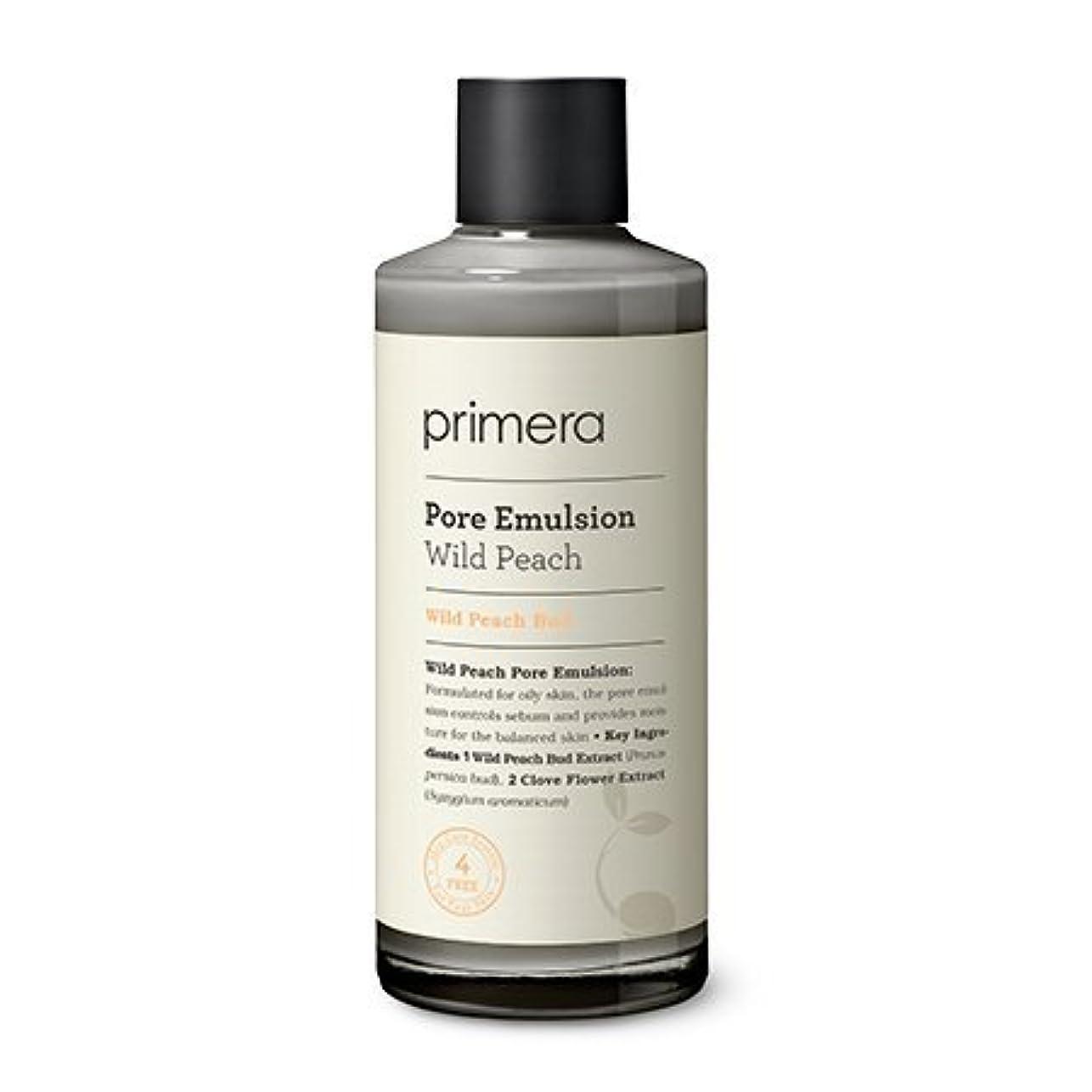 エイリアン優れました家主【Primera】Wild Peach Pore Emulsion - 150ml (韓国直送品) (SHOPPINGINSTAGRAM)