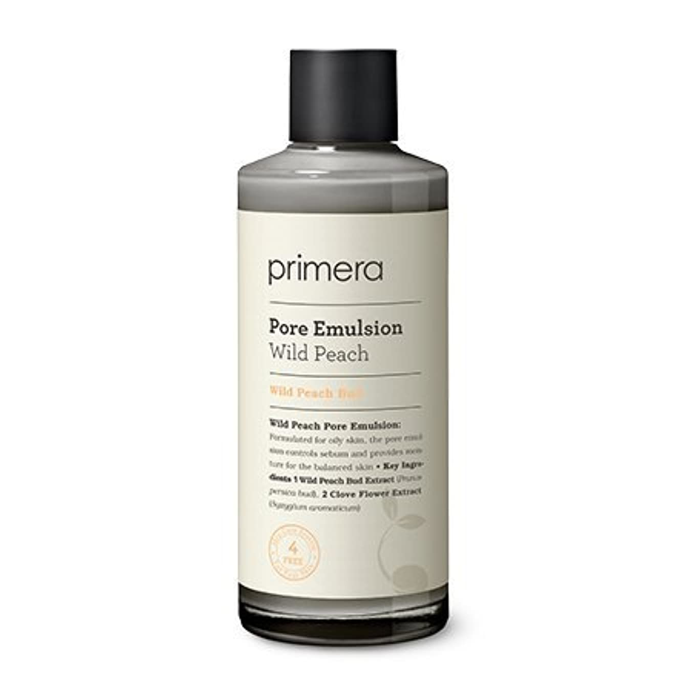無実きゅうりアルミニウム【Primera】Wild Peach Pore Emulsion - 150ml (韓国直送品) (SHOPPINGINSTAGRAM)