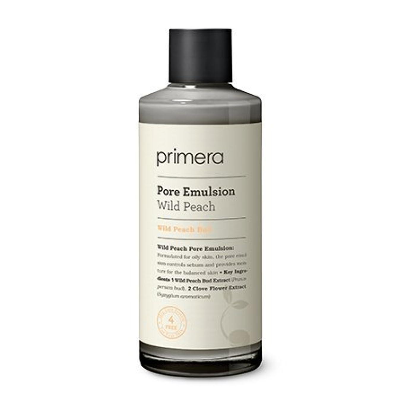刃動的昨日【Primera】Wild Peach Pore Emulsion - 150ml (韓国直送品) (SHOPPINGINSTAGRAM)