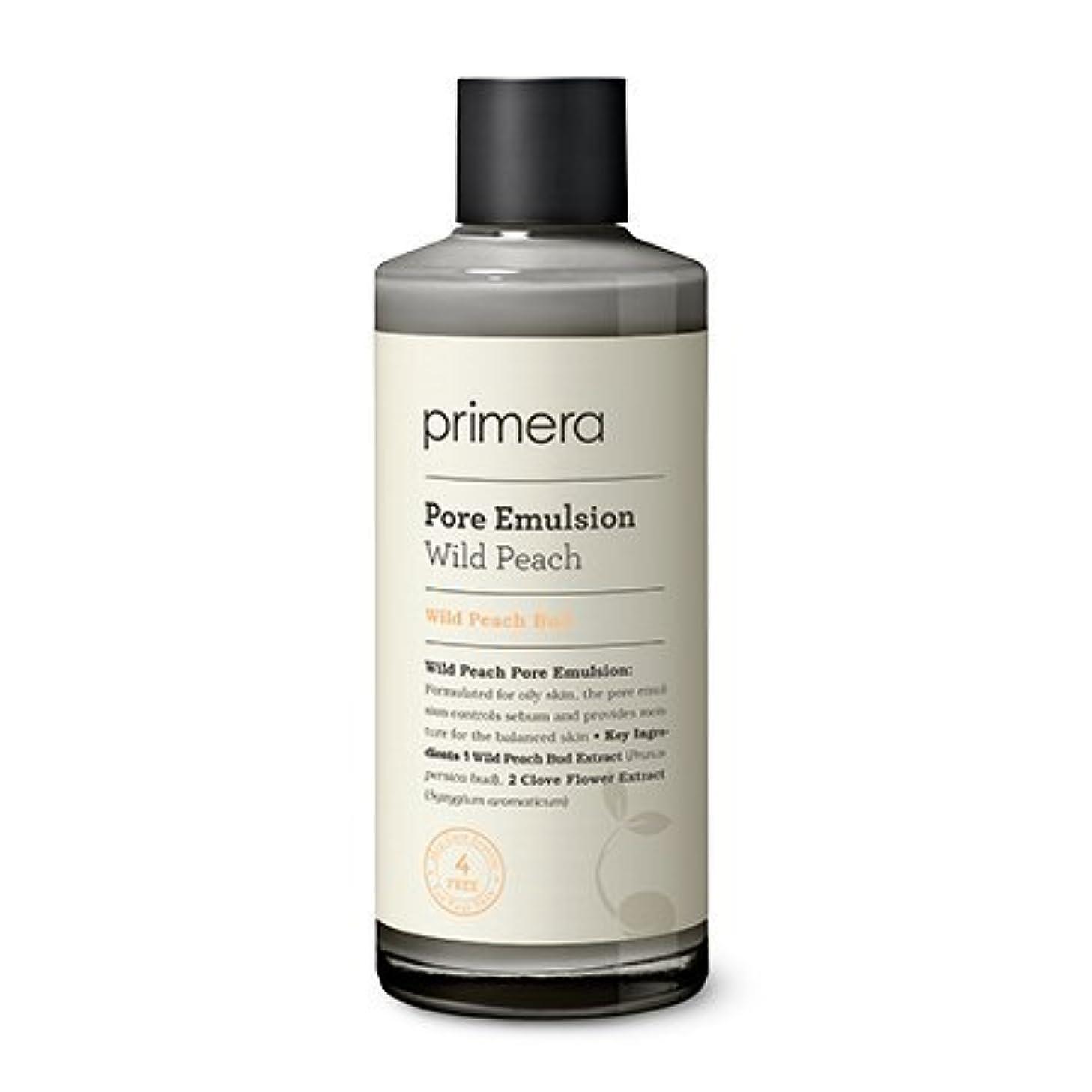 不器用雇用者指紋【Primera】Wild Peach Pore Emulsion - 150ml (韓国直送品) (SHOPPINGINSTAGRAM)