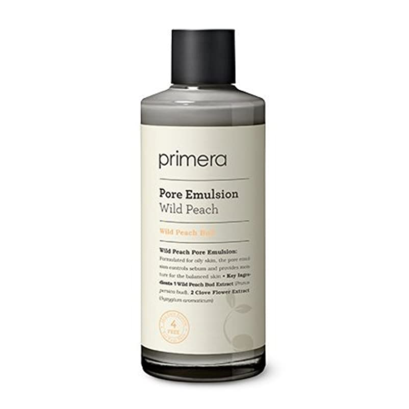 抽象化スリーブかまど【Primera】Wild Peach Pore Emulsion - 150ml (韓国直送品) (SHOPPINGINSTAGRAM)
