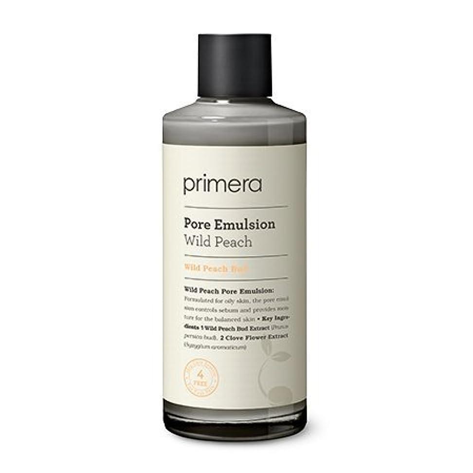 チケット泥棒シーボード【Primera】Wild Peach Pore Emulsion - 150ml (韓国直送品) (SHOPPINGINSTAGRAM)