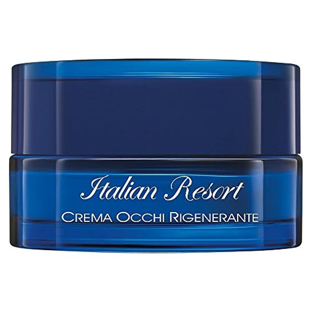 クランプなしでの間でアクア?ディ?パルマイタリアリゾート再生アイクリーム15ミリリットル (Acqua di Parma) (x6) - Acqua di Parma Italian Resort Regenerating Eye Cream...