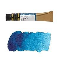 ミッションゴールドクラス 水彩絵具 (青色系) ピーコックブルー 7mL (W543) d (mission gold class water color) [ 透明水彩絵具 専門家用 アーチスト 画材 絵画 水彩画 透明 水彩絵の具 えのぐ 単色 ]