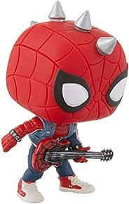 Funko FU38983 POP! Games #503 Spiderman: Spider-Punk Action Play Figure