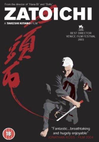 Zatoichi [2004] [DVD] by 'Beat' Takeshi Kitano