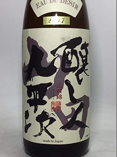 醸し人九平 純米吟醸 山田錦 1.8L