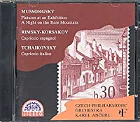 Mussorgsky;Pictures at An Exhi