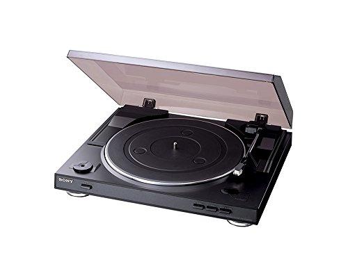 ソニー SONY ステレオレコードプレーヤー PS-LX300USB : USB端子搭載 PS-LX300USB