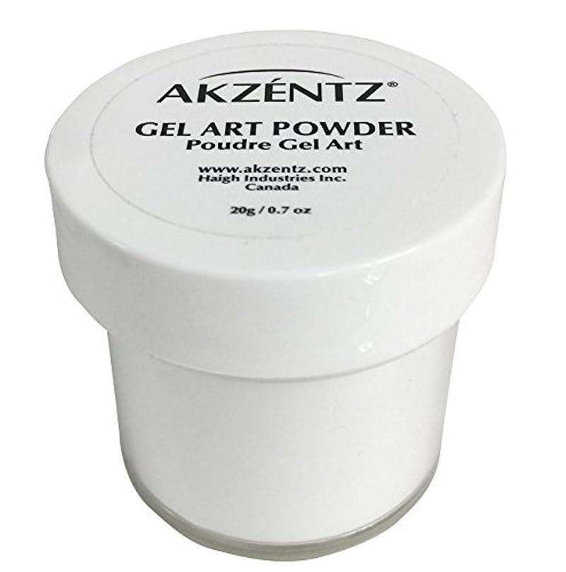 吸う順応性ラオス人AKZENTZ(アクセンツ) ジェルアートパウダー 20g