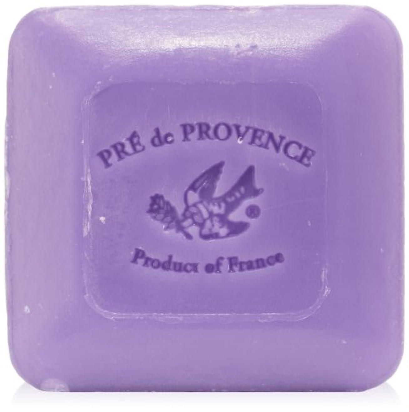 マリナー気を散らす正午PRE de PROVENCE シアバター エンリッチドソープ ギフトパック ジャスミン JASMIN プレ ドゥ プロヴァンス Shea Butter Enriched Soap