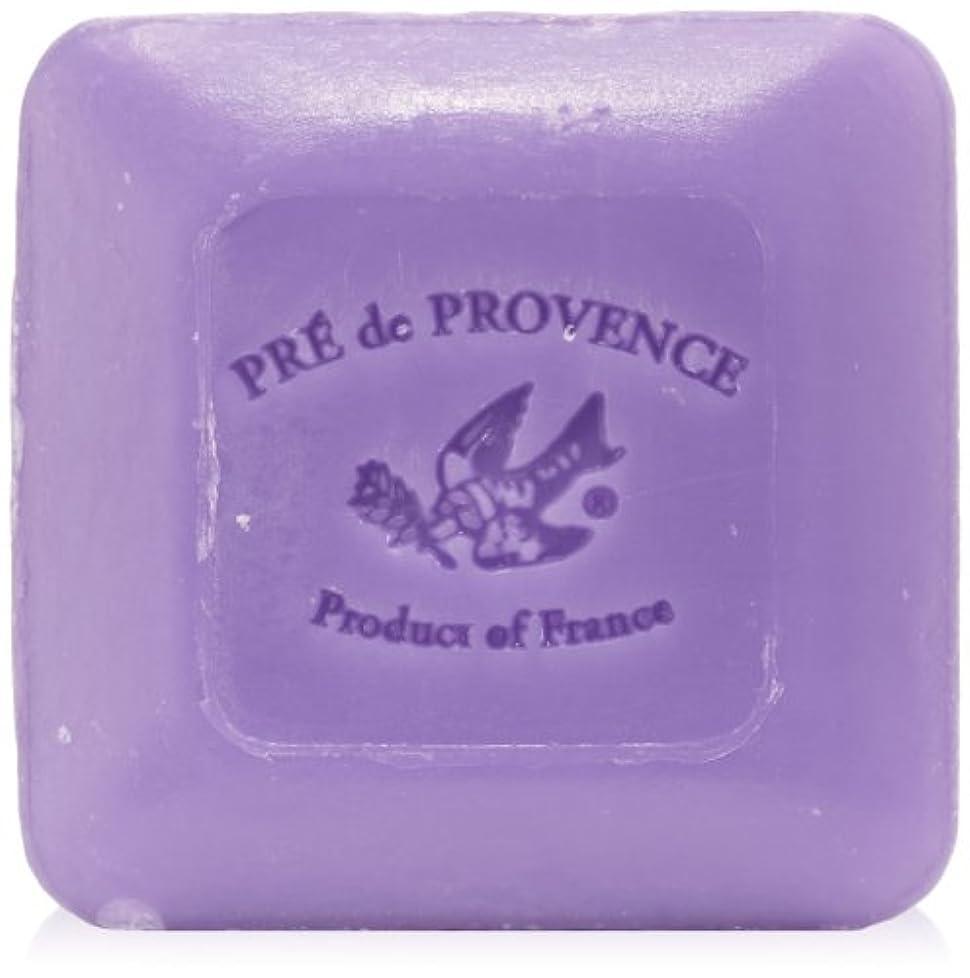 鉛アンタゴニスト申し立てるPRE de PROVENCE シアバター エンリッチドソープ ギフトパック ジャスミン JASMIN プレ ドゥ プロヴァンス Shea Butter Enriched Soap