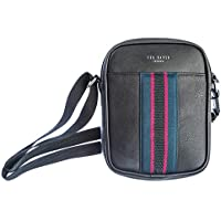 Ted Baker Jets Man Bag in Black