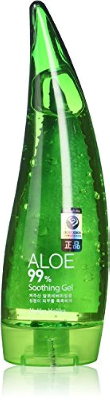 ばかげているちらつき解放するホリカホリカ アロエ 99% スージングジェル 250ml/8.4oz