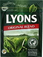 Lyons Pyramid Tea, 80-Count Package (Pack of 3) (Original Blend) by Lyons