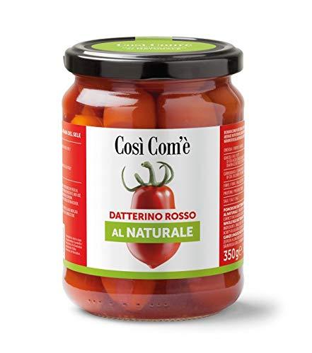 コズィコメ ダッテリーノトマト 赤 水煮 350g