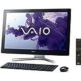 ソニー(VAIO) VAIO Lシリーズ (W8 64/Ci7/24FHD/タッチ/8G/BDXL/3T/WLAN/BT/Office/TV) ブラック SVL24128CJB